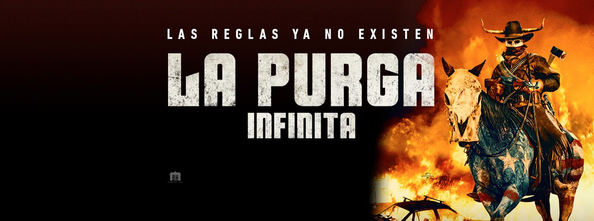 D - PURGA INFINITA