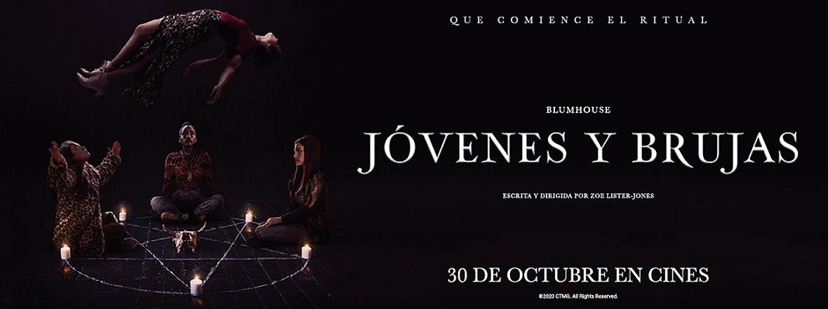 B - JOVENES Y BRUJAS