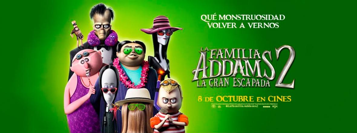 E - LA FAMILIA ADDAMS 2 ATMOS
