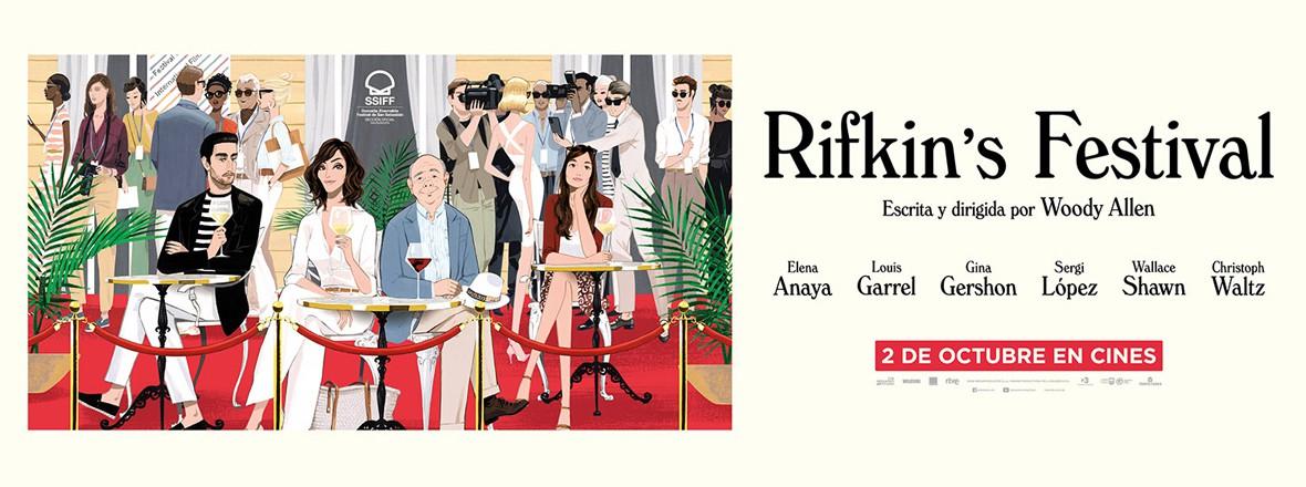 B - RIFKINS FESTIVAL